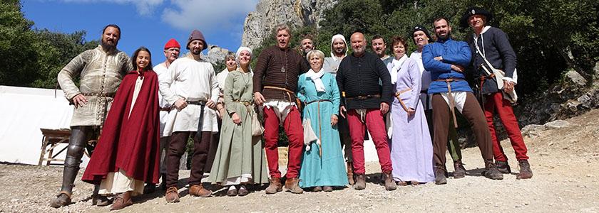 les Seigneurs d'Hautpoul
